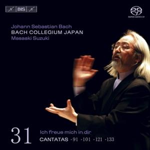 CD Shop - BACH, J.S. Cantatas Vol.31