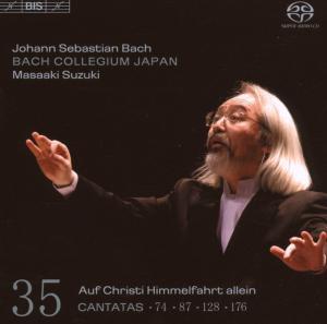 CD Shop - BACH, J.S. Cantatas Vol.35