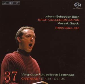 CD Shop - BACH, J.S. Cantatas Vol.37