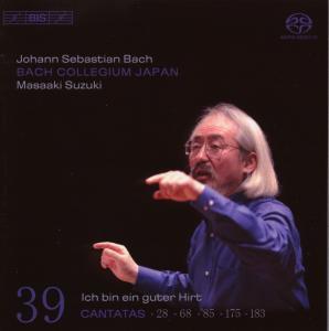 CD Shop - BACH, J.S. Cantatas Vol.39