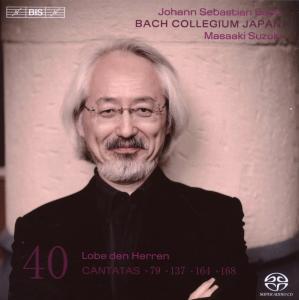CD Shop - BACH, J.S. Cantatas Vol.40