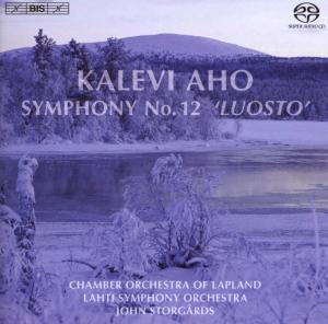 CD Shop - AHO, K. SYMPHONY NO.12