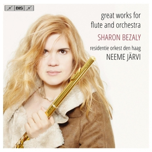 CD Shop - BEZALY, SHARON GREAT WORKS FOR FLUTE & ORCHESTRA