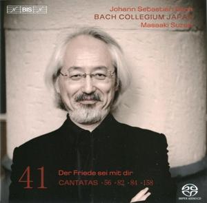 CD Shop - BACH, J.S. Cantatas Vol.41