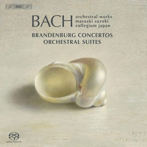 CD Shop - BACH, J.S. Brandenburg Concertos & Orchestra