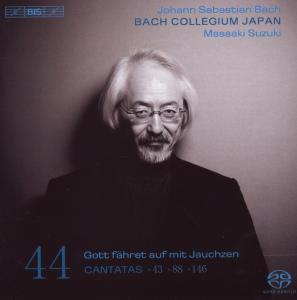 CD Shop - BACH, J.S. Cantatas Vol.44