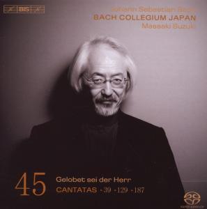 CD Shop - BACH, J.S. Cantatas Vol.45
