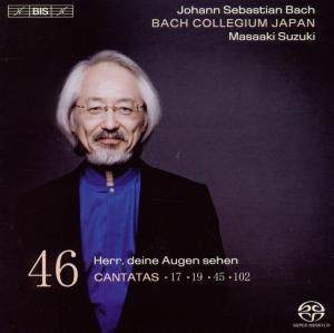 CD Shop - BACH, J.S. Cantatas Vol.46