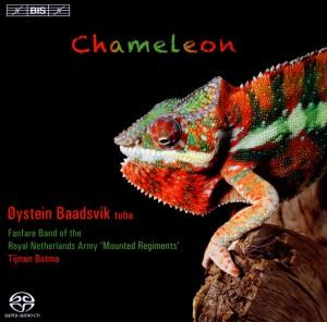 CD Shop - BAADSVIK/JAGER Chameleon:Music For Tuba