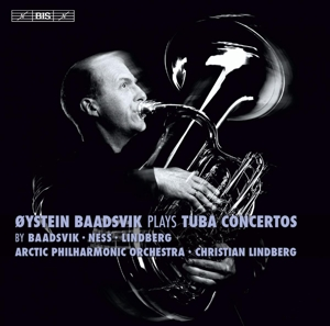 CD Shop - BAADSVIK, AYSTEIN Plays Tuba Concertos