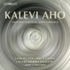 CD Shop - SALMINEN, ANNU Theremin & Horn Concertos