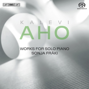 CD Shop - AHO, K. Works For Solo Piano