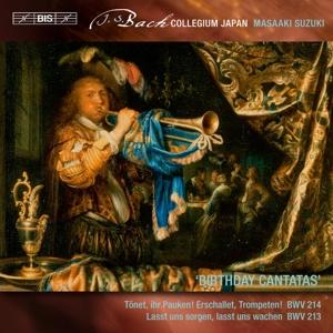 CD Shop - BACH, J.S. Birthday Cantatas