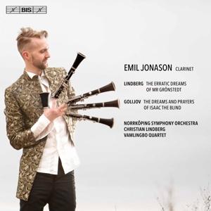 CD Shop - JONASON, EMIL Erratic Dreams of Mr Gronstedt