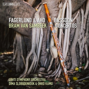 CD Shop - SAMBEEK, BRAM VAN Bassoon Concertos