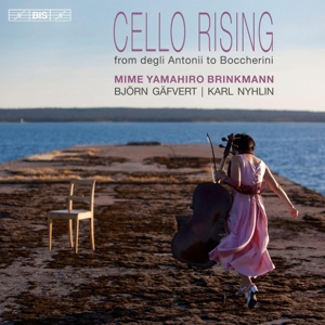 CD Shop - YAMAHIRO-BRINKMANN, MIME Cello Rising