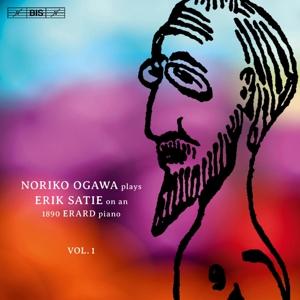 CD Shop - SATIE, E. Piano Music Vol.1