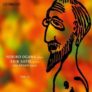 CD Shop - SATIE, E. Solo Piano Music Vol.2