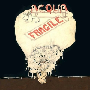 CD Shop - ACQUA FRAGILE A NEW CHANT