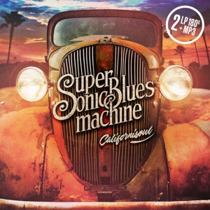 CD Shop - SUPERSONIC BLUES MACHINE CALIFORNISOUL