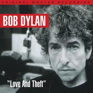 CD Shop - DYLAN, BOB LOVE AND THEFT