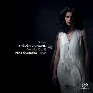 CD Shop - GVETADZE, NINO Ghosts