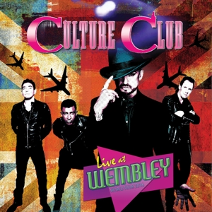 CD Shop - CULTURE CLUB LIVE AT WEMBLEY