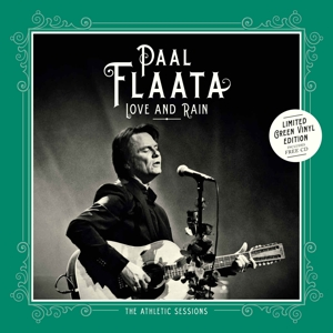 CD Shop - PAAL FLAATA LOVE AND RAIN - THE ATHLETIC SESSIONS