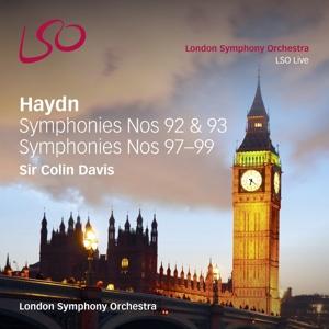 CD Shop - HAYDN, J. Symphonies No.92,93,97-99