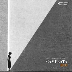 CD Shop - CAMERATA RCO Bach Goldberg Variations