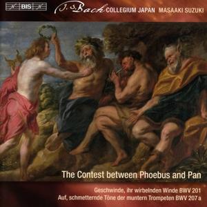 CD Shop - BACH, J.S. Secular Cantatas Vol.9