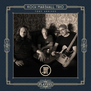 CD Shop - KOCH MARSHALL -TRIO- TOBY ARRIVES