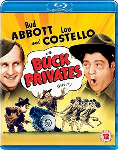 CD Shop - ABBOTT & COSTELLO BUCK PRIVATES