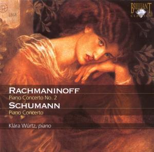 CD Shop - RACHMANINOV, S. PIANO CONCERTO NO.2