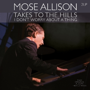 CD Shop - ALLISON, MOSE TAKES TO THE HILLS/I DON