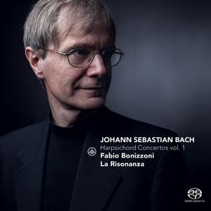CD Shop - BACH, J.S. Harpsichord Concertos Vol.1