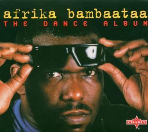 CD Shop - AFRIKA BAMBAATAA DANCE ALBUM