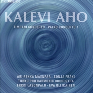 CD Shop - AHO, K. TEMPANI CONCERTO - PIANO CONCERTO 1
