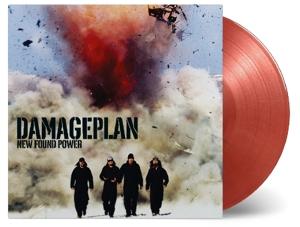CD Shop - DAMAGEPLAN NEW FOUND POWER