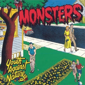 CD Shop - MONSTERS YOUTH AGAINST NATURE