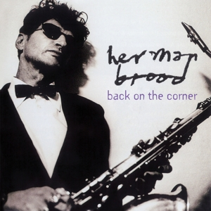 CD Shop - BROOD, HERMAN BACK ON THE CORNER