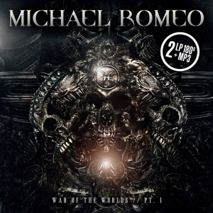 CD Shop - ROMEO, MICHAEL WAR OF THE WORLDS PT.1