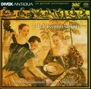 CD Shop - CACCINI, G. DOLCISSIMO SOSPIRO