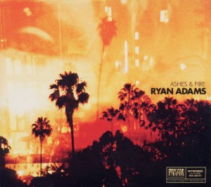 CD Shop - ADAMS, RYAN ASHES & FIRE