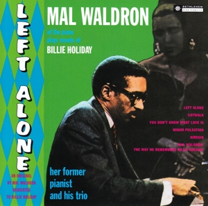 CD Shop - WALDRON, MAL LEFT ALONE