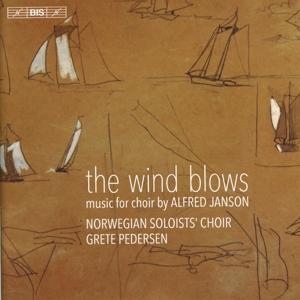 CD Shop - JANSON, A. Wind Blows
