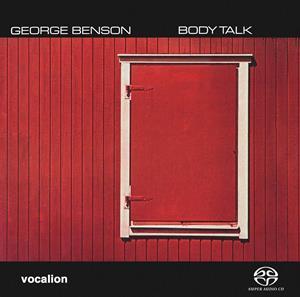 CD Shop - BENSON, GEORGE BODY TALK