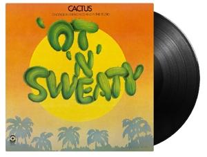 CD Shop - CACTUS OT N SWEATY