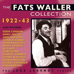 CD Shop - WALLER, FATS COLLECTION 1922-43