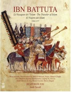 CD Shop - HESPERION XXI Ibn Battuta - the Traveler of Islam